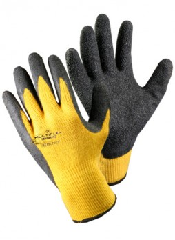 Guante Steelpro Latex Multiflex Amarillo