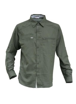 Camisa Arizona Man verde oliva